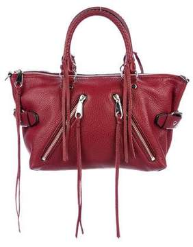 Rebecca Minkoff Pebbled Leather Satchel