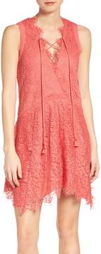 Adelyn Rae Lace Shift Dress