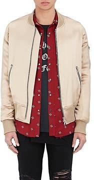Amiri Men's Charmeuse Bomber Jacket