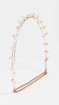 Jennifer Behr Pearl Headband