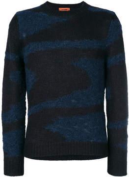 Missoni marble crew neck sweater
