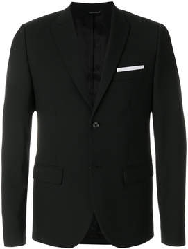 Daniele Alessandrini formal blazer