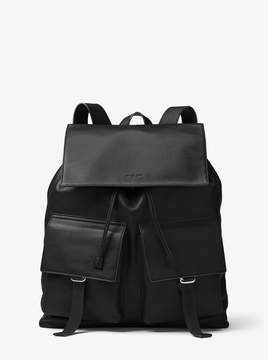 Michael Kors Billy Leather Backpack