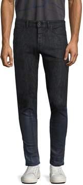 Diesel Black Gold Men's Type-2512 Faded Skinny Jeans