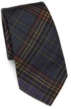 Ralph Lauren Purple Label Ancient Madder Silk Tie