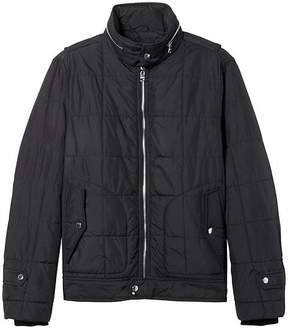 Banana Republic Water-Resistant Quilted Jacket