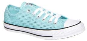 Converse Chuck Taylor All Star OX Low Top Perforated Sneaker - Motel Pool