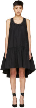 Fendi Black Flowerland Dress