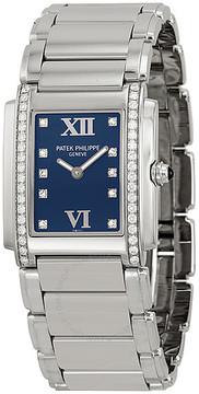Patek Philippe Twenty-4 Medium Stainless Steel Ladies Watch