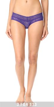 Calvin Klein Underwear Bare Lace Hipster Briefs