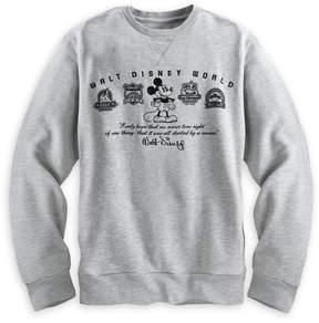 Disney Mickey Mouse Four Parks Sweatshirt for Men - Walt World