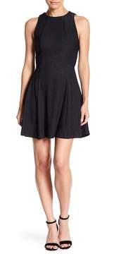 J.o.a. Back Cutout Dress