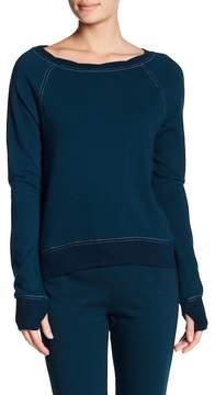 Pam & Gela Annie Hi-Lo Sweatshirt