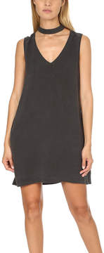 Bella Dahl Choker Neck Dress