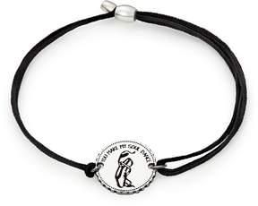 Alex and Ani You Make My Soul Dance Pull Cord Bracelet