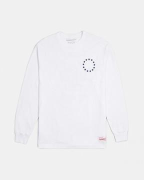 Ubiq M&N x Long Sleeve Tee (White)