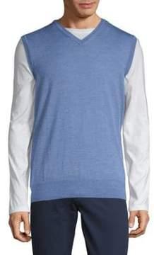 Orlebar Brown Merino Wool Vest