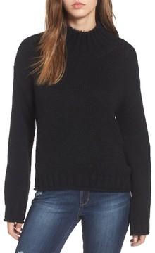 BP Women's Cozy Mock Neck Sweater