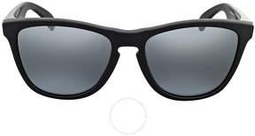 Oakley Frogskins Polarized Black Iridium Sunglasses
