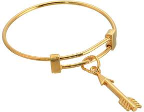 Alex and Ani Arrow Expandable Wire Ring - Precious Metal Ring