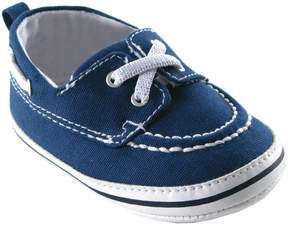 Luvable Friends Blue Slip-On Shoe - Boys