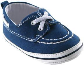 Luvable Friends Blue Slip-On Shoe - Boys