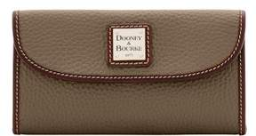 Dooney & Bourke Becket Continental Clutch Wallet - TAUPE - STYLE
