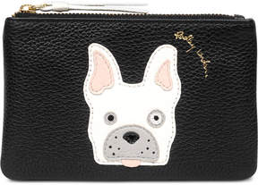 Radley London Frenchie Zip-Top Coin Wallet in support of the Aspca