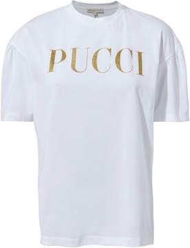 Emilio Pucci Pucci Logo Tee