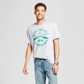 Awake Men's Minnesota Yes To Adventures T-Shirt Gray