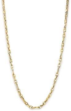 Bloomingdale's Men's Oval Link Necklace in 14K Yellow Gold, 24 - 100% Exclusive