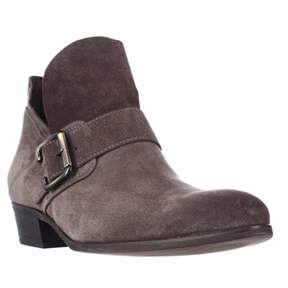 Paul Green Capshaw Low Ankle Boots , Earth Suede.
