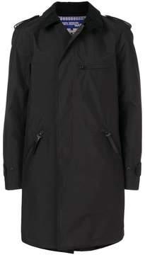Junya Watanabe zip-detailed trench coat
