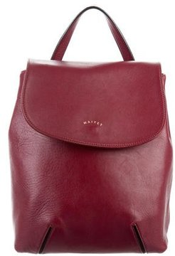 Maiyet Leather Backpack