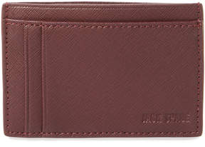 Jack Spade Men's Barrow Leather Card Holder