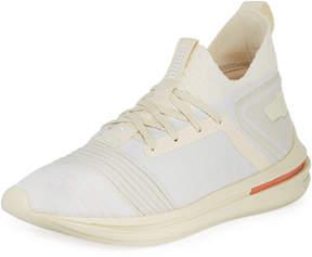 Puma Men's Ignite Limitless SR Evo Knit Sneakers, White