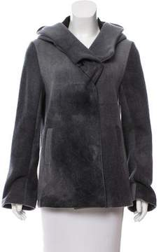 Avant Toi Ombré Wool Jacket w/ Tags
