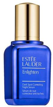 Estee Lauder Enlighten Dark Spot Correcting Night Serum, 1.7 oz.