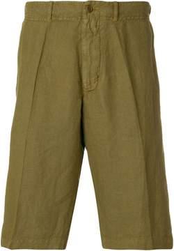 Corneliani knee length shorts