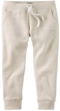 Osh Kosh Oshkosh Bgosh Girls 4-12 Embroidered Knit Pants