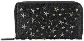 Jimmy Choo Carnaby travel wallet