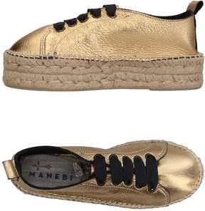 Manebi Lace-up shoes