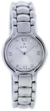 Ebel Beluga E9157421 Stainless Steel Diamond Dial 26mm Womens Watch