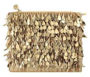 Forest of Chintz The Great Gold Glitzy Bag