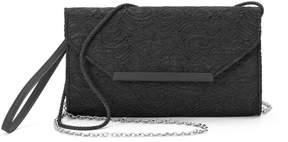 La Regale Lenore By Lenore by Floral Lace Convertible Envelope Clutch