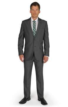 Apt. 9 Men's Soho Slim-Fit Gray Suit Jacket