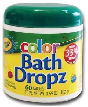 Crayola Color Bath Drops - 45ct
