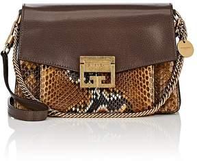 Givenchy Women's GV3 Leather & Python Shoulder Bag