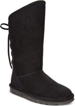 BearPaw Women's Phylly Lace-Up Cold-Weather Boots Women's Shoes