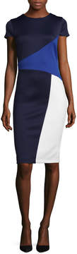 Alexia Admor Women's Colorblocked Sheath Dress